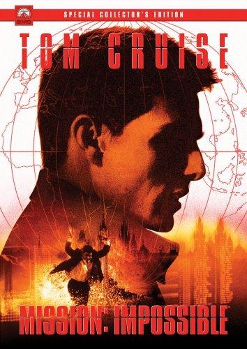 کاور فیلمMission Impossible 1996