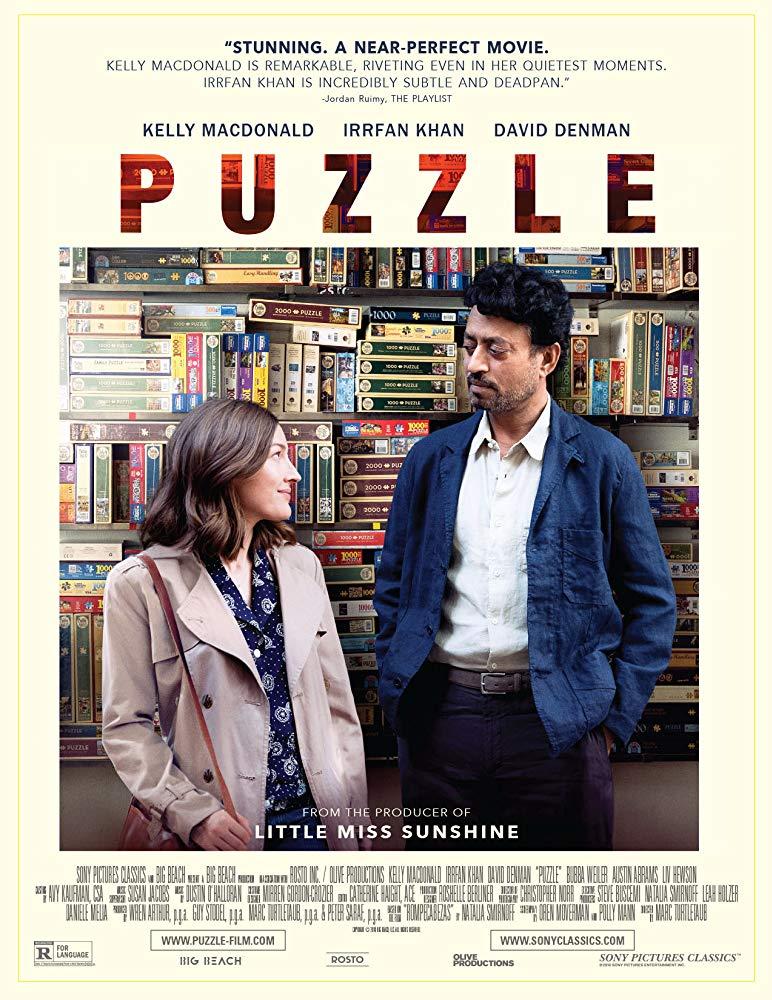 کاور فیلمPuzzle 2018