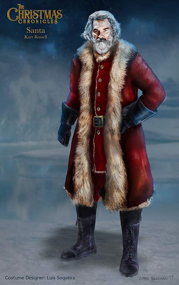 کاور فیلمThe Christmas Chronicles 2018