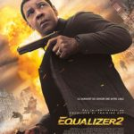 کاور فیلم The Equalizer 2 2018
