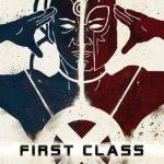 کاور فیلم X-Men First Class 2011