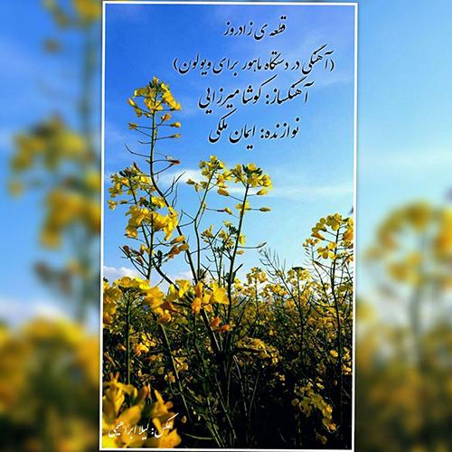 دانلود آهنگ قطعه زادروز از کوشا میرزایی