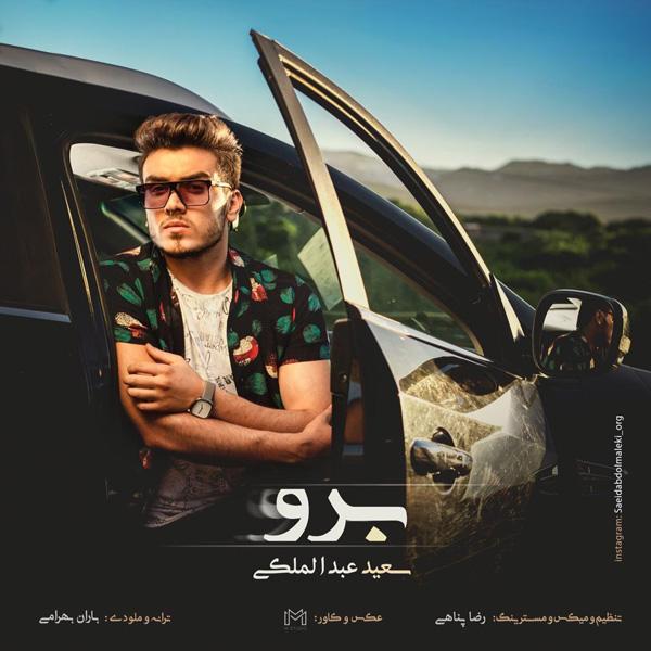 دانلود آهنگ برو از سعید عبدالملکی