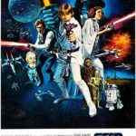 کاور فیلم Star Wars 4 A New Hope 1977
