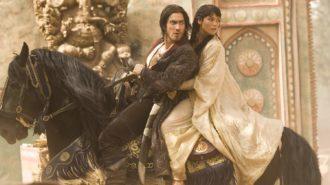 دانلود فیلم شاهزاده پارسی شن های زمان (Prince of Persia The Sands of Time 2010) دوبله فارسی