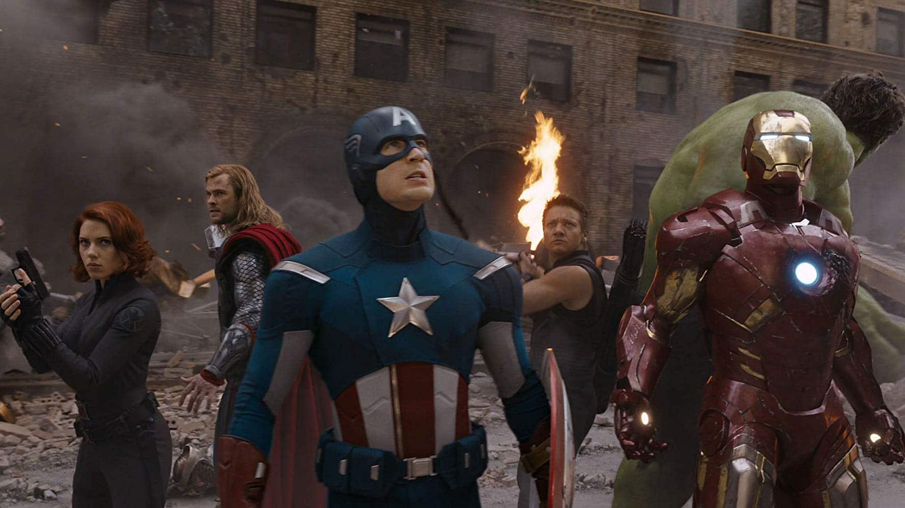 عکس های فیلمThe Avengers 2012