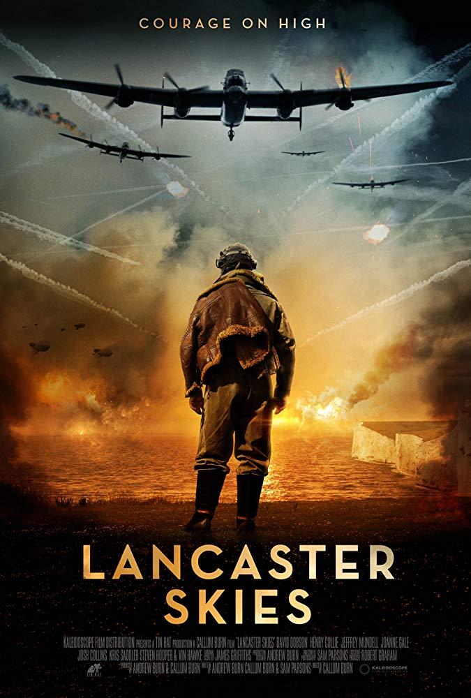 پوستر فیلمLancaster Skies 2019