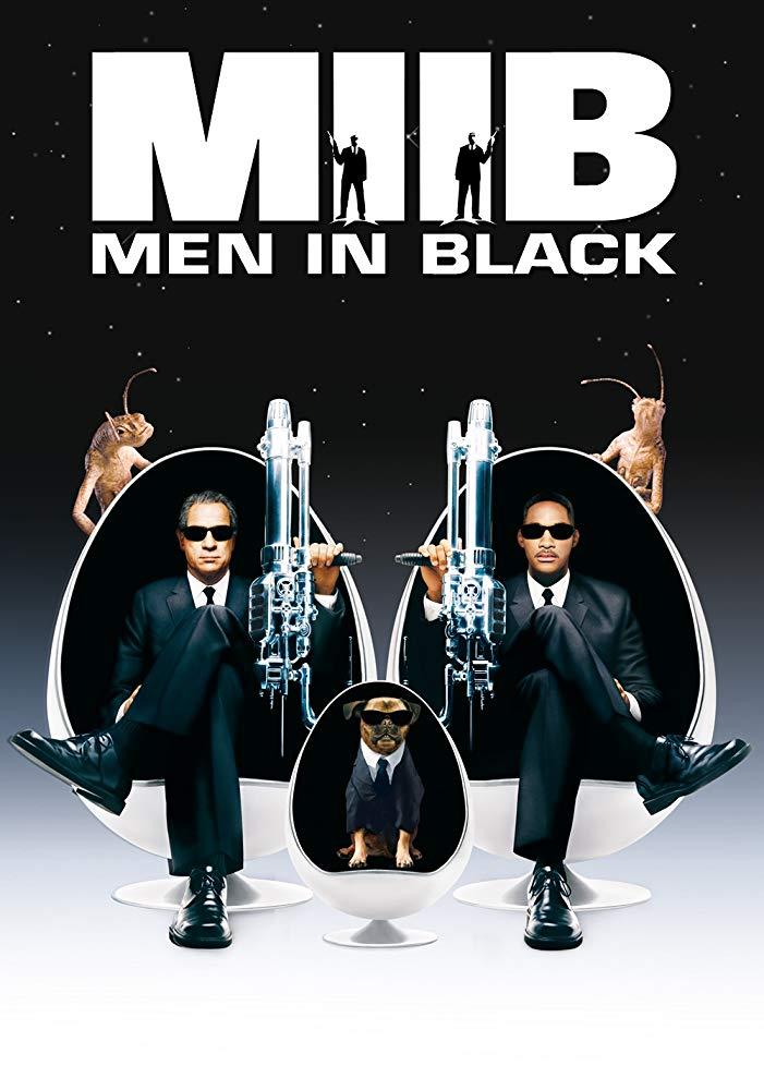 کاور فیلمMen in Black 2 2002