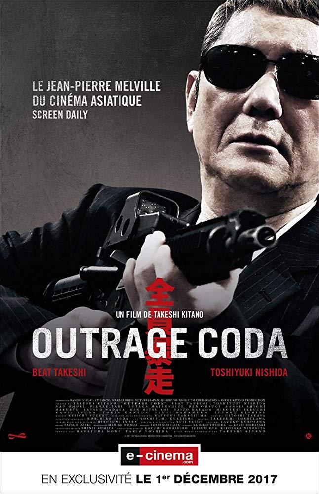 کاور فیلمOutrage Coda 2017