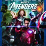 کاور فیلمThe Avengers 2012