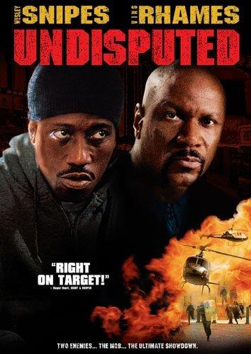 کاور فیلمUndisputed 1 2002