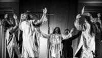 میزبانی از ٨٢٠٠٠ هزار مخاطب در کمتر از یک سال / ادامه اپرای حلاج همای در شهرهای ایران