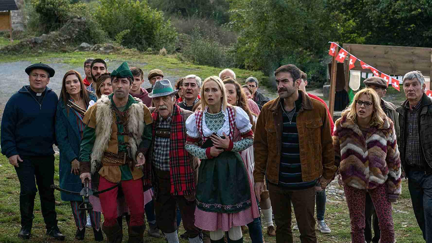 دانلود فیلم سوئیس کوچک (The Little Switzerland 2019) با زیرنویس فارسی