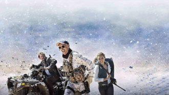 دانلود فیلم لرزش یک روز سرد در جهنم (Tremors A Cold Day in Hell 2018) با زیرنویس فارسی