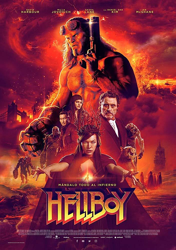 پوستر فیلمپسر جهنمی ۲۰۱۹