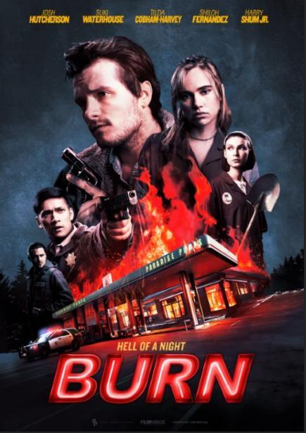 کاور فیلمBurn 2019