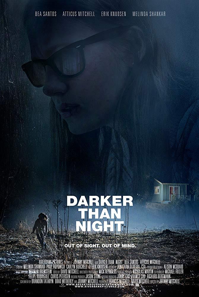 کاور فیلمDarker Than Night 2018