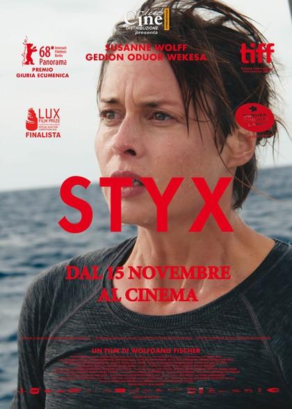 کاور فیلمStyx 2018