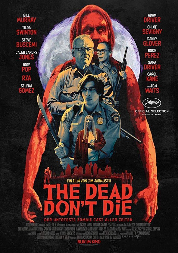 کاور فیلمThe Dead Dont Die 2019