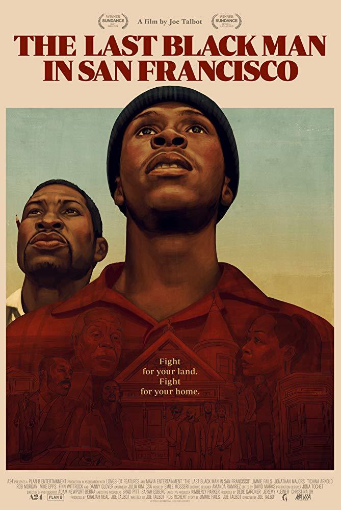 کاور فیلمThe Last Black Man in San Francisco 2019