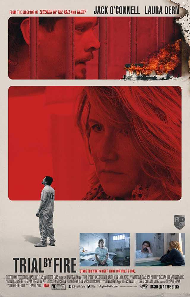 کاور فیلمTrial by Fire 2019