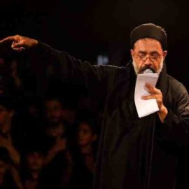 دانلود مداحی وقت جدایی رسید از حاج محمود کریمی
