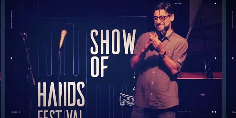 سومین دوره فستیوال Show of Hands