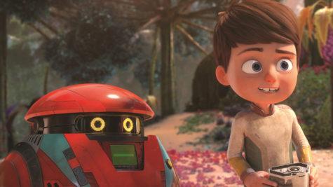 اسکرین شات انیمیشنAstro Kid 2019
