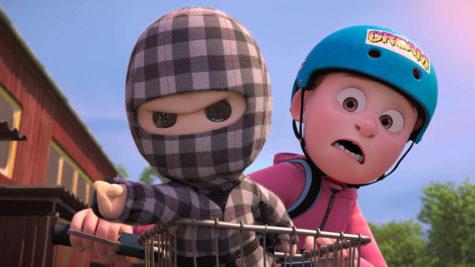 اسکرین شات انیمیشنTernet ninja 2018