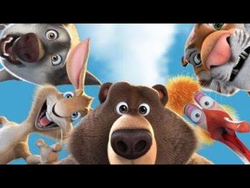 اسکرین شات انیمیشنThe Big Trip 2019