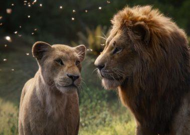 اسکرین شات فیلمThe Lion King 2019