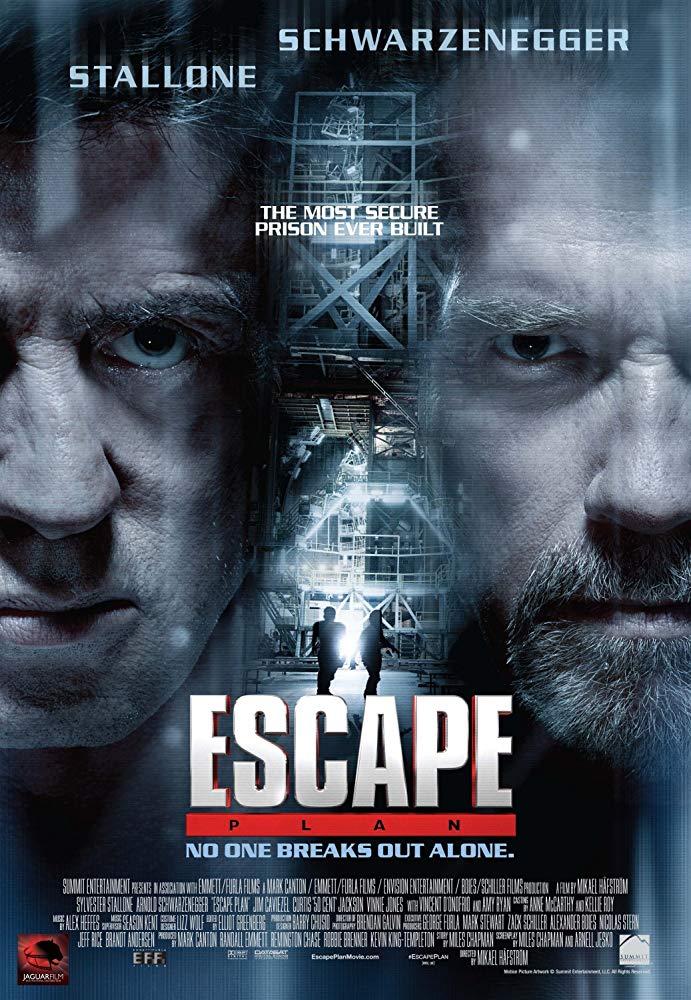 پوستر فیلمنقشه فرار ۲۰۱۳