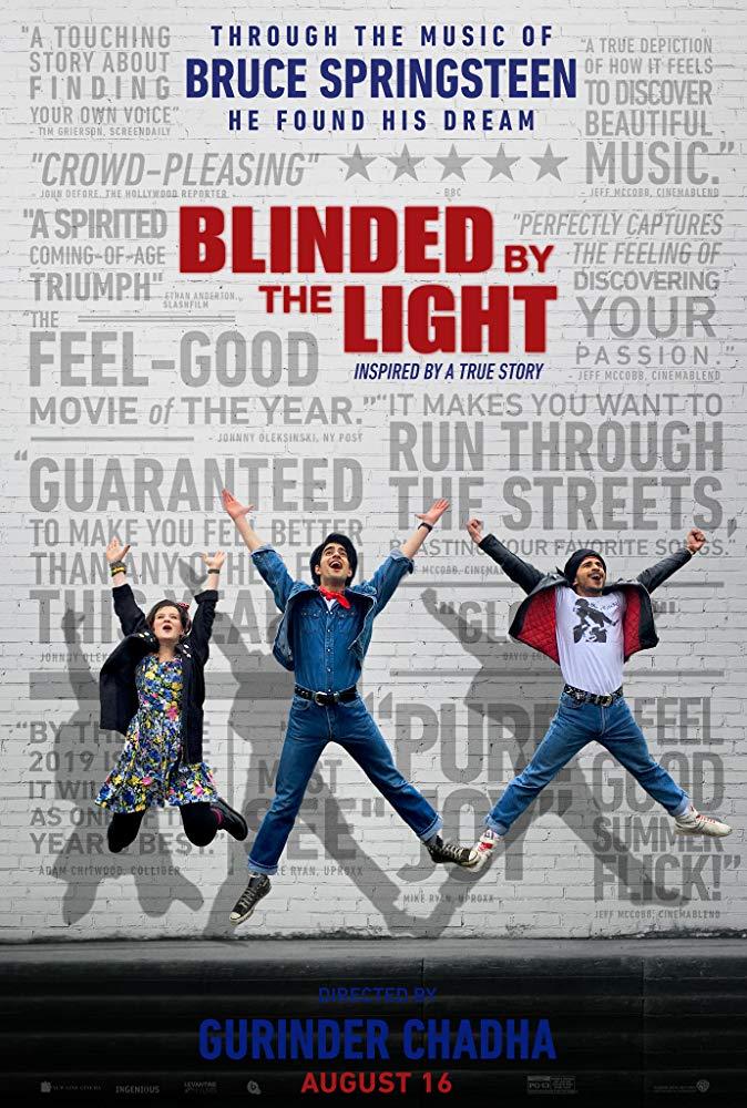 پوستر فیلمکور شده از نور ۲۰۱۹