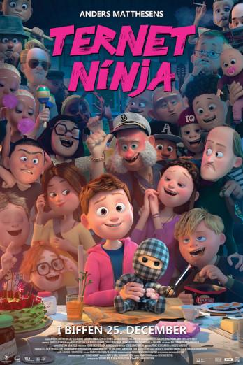 کاور انیمیشنTernet ninja 2018
