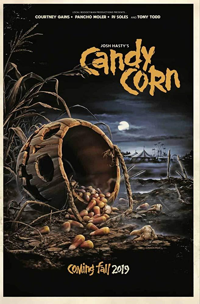 کاور فیلمCandy Corn 2019