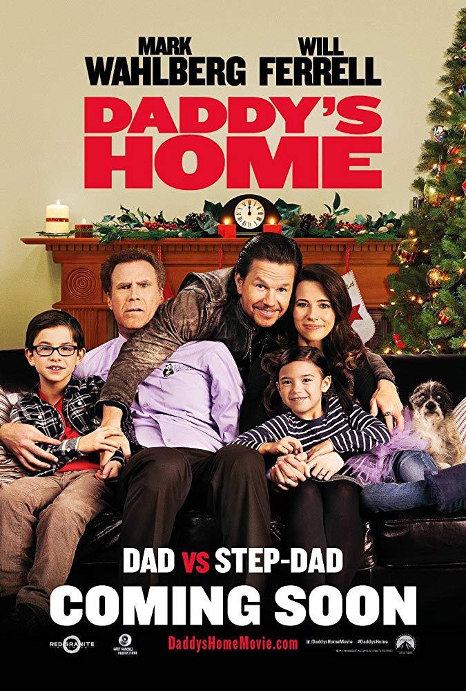 کاور فیلمDaddys Home 2015