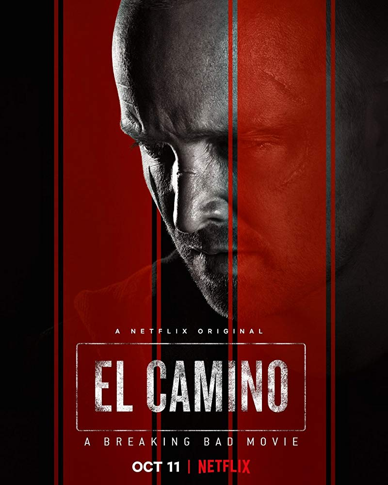 کاور فیلم El Camino A Breaking Bad Movie 2019