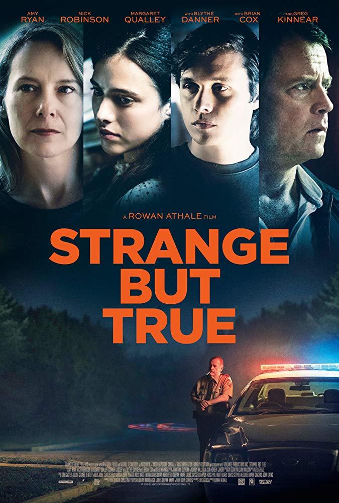 کاور فیلمStrange but True 2019
