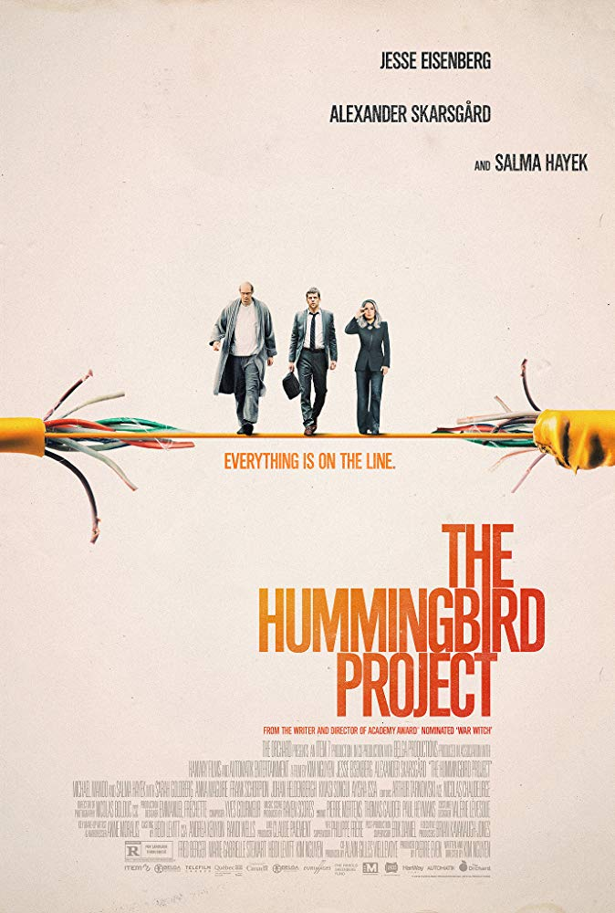 کاور فیلم The Hummingbird Project 2018