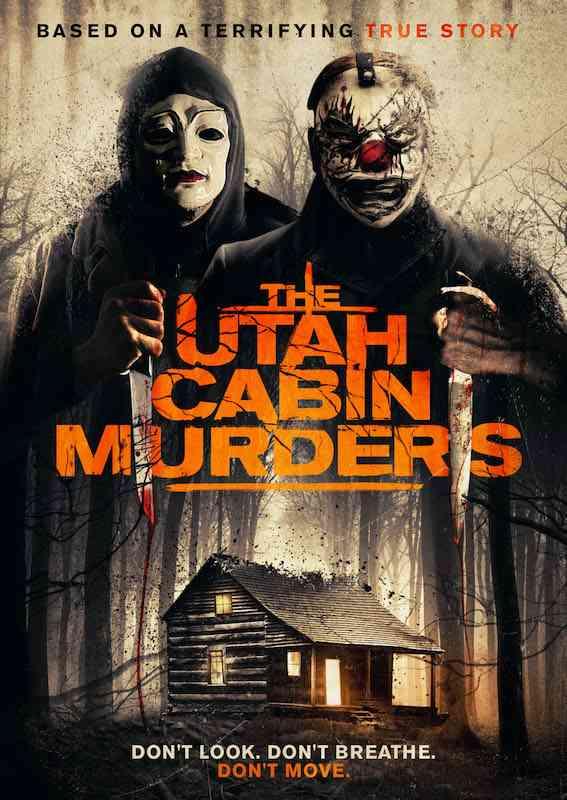 کاور فیلمThe Utah Cabin Murders 2019
