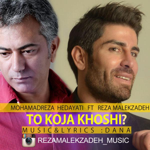 دانلود آهنگ تو کجا خوشی از رضا ملک زاده