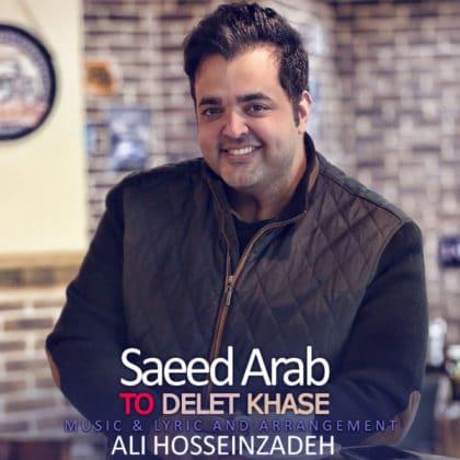 دانلود آهنگ تو دلت خاصه از سعید عرب