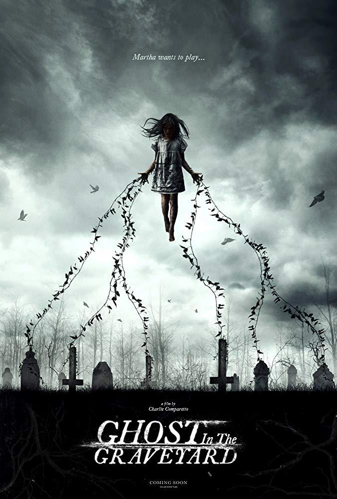 پوستر فیلمشبحی در قبرستان ۲۰۱۹