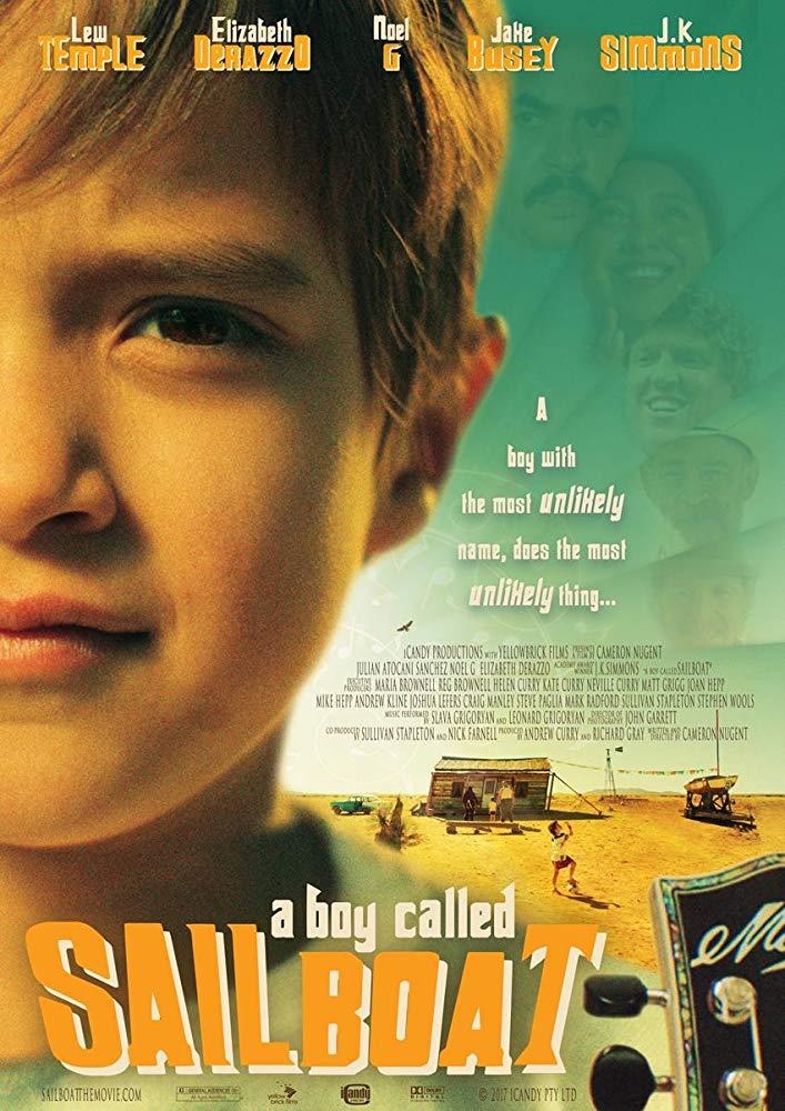 کاور فیلمA Boy Called Sailboat 2019