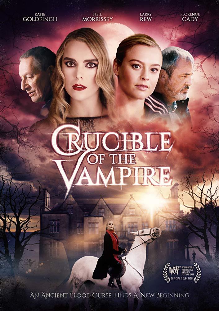 کاور فیلمCrucible of the Vampire 2019