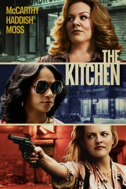 کاور فیلم The Kitchen 2019