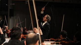 اعلام برنامه تازه ترین اجرای ارکستر سمفونیک تهران