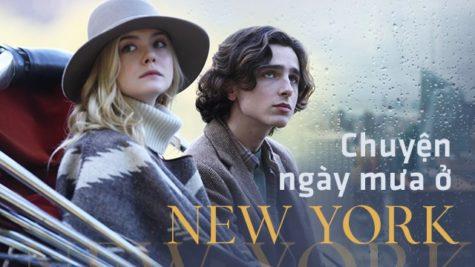 دانلود فیلم A Rainy Day in New York 2019