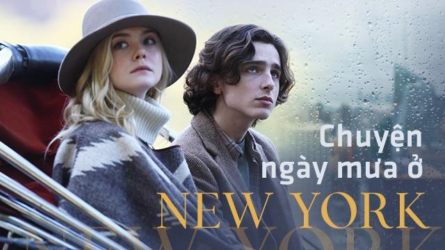 دانلود فیلم یک روز بارانی در نیویورک (A Rainy Day in New York 2019) با زیرنویس فارسی