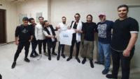 سینا درخشنده سفیر پروژه گردشگری جام جهانی فوتبال شد